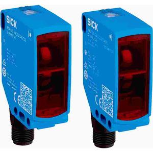 WSE16P-24162100A00 PE Sensor Thru Beam 45m NPN/PNP