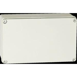 Piccolo PC M95PG Encl 230 x 140 x 95mm Grey No Tray 87-31944
