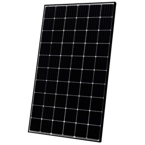 Solar Panel Mono 310W 60-Cell 35mm Black Frame White Back