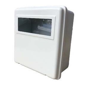 GRANTLINE METER BOX 400X400 MINI PVC