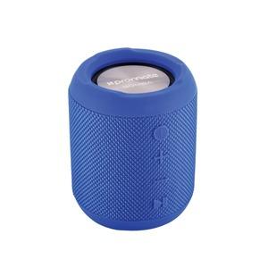 Promate Bluetooth Speaker 10W & Aux USB & Micro SD IPX6 Blue