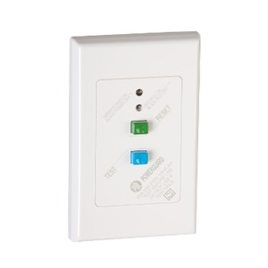 RCD Plate Mount 20A 10mA White