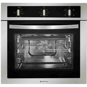 Oven 600mm 5 Function 58l Stainless Steel