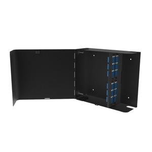 Fibre Wall Enclosure Four Slot Lgx Unloaded Splicebridge