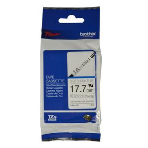 Heatshrink Tape Black/White 23.6mm