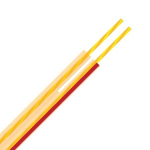 Speaker Cable 0.75mm 2c FIG8 Clear