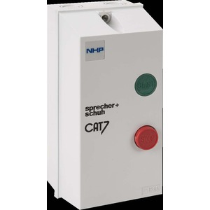 Direct On Line DOL Starter PB 7.5kW 415VAC No Overload