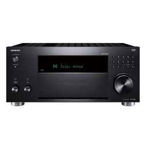 ONKYO NETWORK AV RECEIVER 9.2 CHANNEL 3 ZONE THX DTSX BLACK