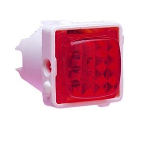 Neon Indicator Mech 230V Amber Lens