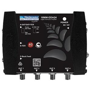 Amplifier Digital Distribution 10MM-DDA24