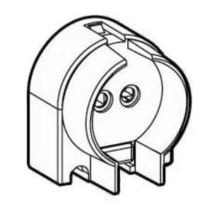 Lampholder Push On for T5 Tubes