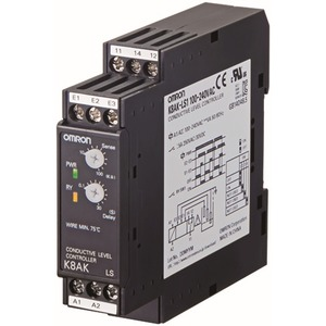 K8AK-LS1 24V AC/DC Slim Floatless Level Controller