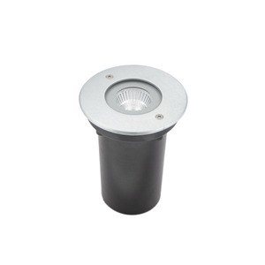 HAL EXT INGROUND UPLIGHT 40DEG 6.5W 24V 316 S/STEEL