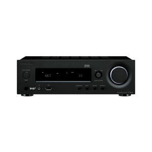 ONKYO NETWORK STEREO RECEIVER BLACK