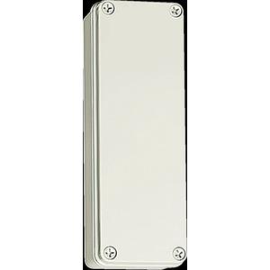 Piccolo PC F85PG Encl 230 x 80 x 85mm Grey No Tray 87-31744