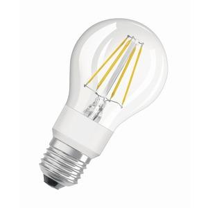 LAMP LED STAR GL FIL DIM A40 5W 827 E27 ES CLEAR