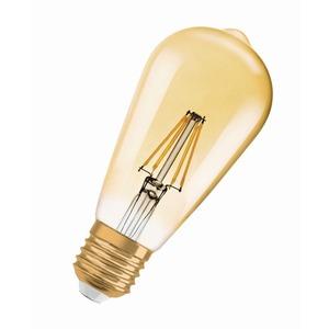 LAMP LED 1906 VINTAGE FILAMENT EDISON 7W 824 E27 GOLD