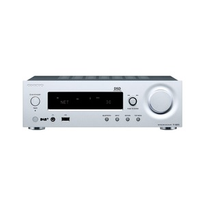 Network Stereo Receiver Silver