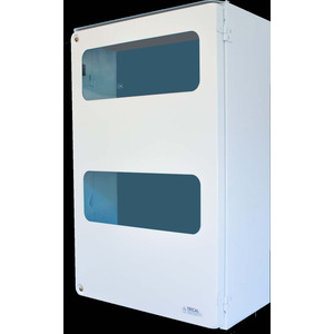 M1 2W Meter Box 400 x 600mm with Panel