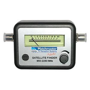 Satellite Finder In Line