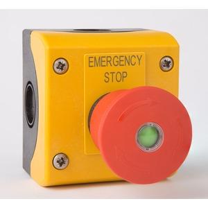 Emergency Stop 1N/C Enclosed 69K IP67