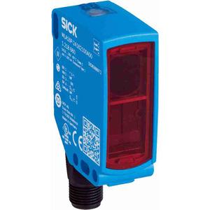 WLA16P-24162100A00 PE Sensor 10m NPN/PNP 10-30VDC