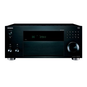 ONKYO NETWORK AV RECEIVER 9.2 CHANNEL ZONE 3 BLACK