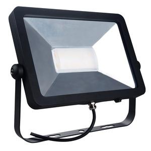 HAL EXT LED FLOOD IP65 50W 240V NW BLACK