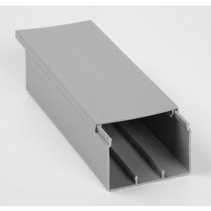 Trunking Maxi 75 x 50mm x 4m Grey
