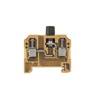 SAKS1/35 Screw Fuse Terminal 10mm 5x25mm Melamine