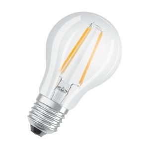 LAMP LED STAR GL FIL A60 7W 827 E27 ES CLEAR NON-DIM