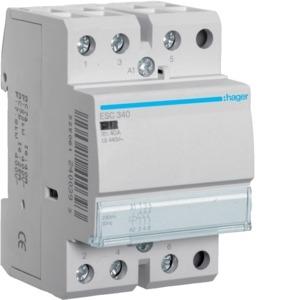 Contactor 3P 3NO 40A 250V AC Series II