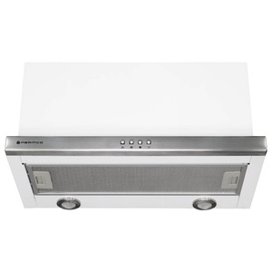 Range Hood 600mm LED White Range Hood