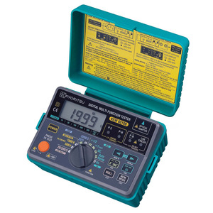 Insulation Tester Digital Multifunction RCD Current