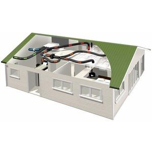 Smartvent Balance BAL225 Home Ventilation Kit