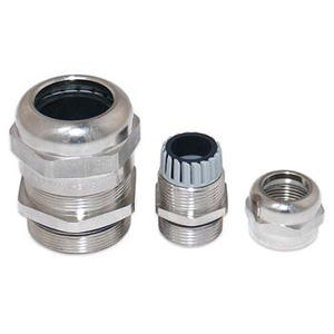 AFL CABLE GLAND 50MM STEEL KAPKON IP68