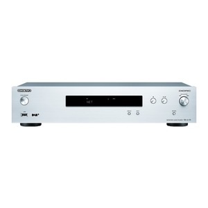 ONKYO NETWORK AUDIO PLAYER HIGH RESOLUTION BLUETOOTH SILVER