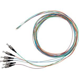 Fibre Pigtail ST MM OM1 2m Pkt6