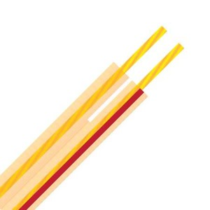 Speaker Cable 2c 2mm Fig8 Clear