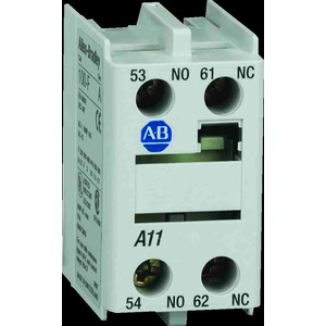 ALB AUX CONTACT FRONT MOUNT 2N0 2NC