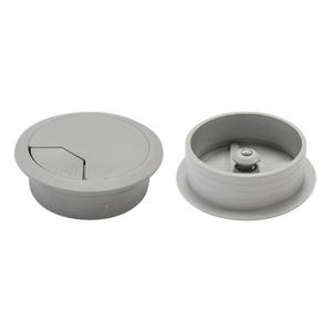 Desk Grommet 60mm Grey