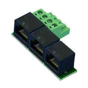 IR Extender Cat5 Ezi Install 3 x Socket for IRSEND50