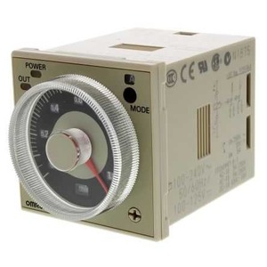 H3CR-A8E Timer 4Mode .05s-300hr 1Time 1C/O 100-240AC/DC
