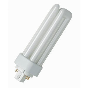 LAMP DULUXTE PLUS CFL 26W 840 GX24Q3 4PIN ECG