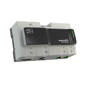 Data Manager M for Monitoring & Control Of SMA Inverters