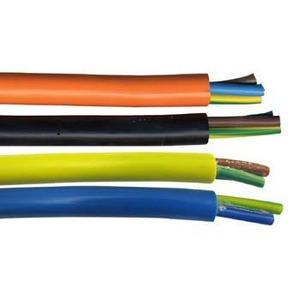 Cable 2.5mm 4c Ordinary Duty Flex Orange