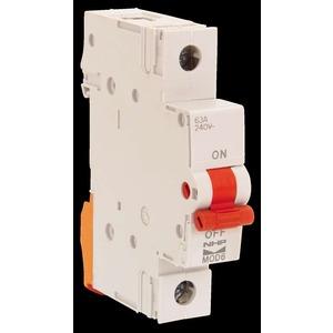 MOD6 Main Switch 1P 80A