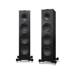 Speaker Floorstanding Uni-Q 1x 6.5in Black (Pair)