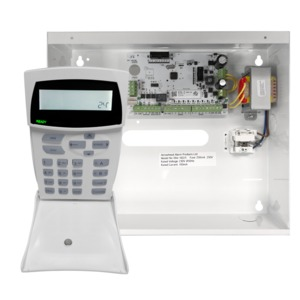 Elitecontrol Panel In Metal Cabinet & Kp-Icon-OEM Keypad