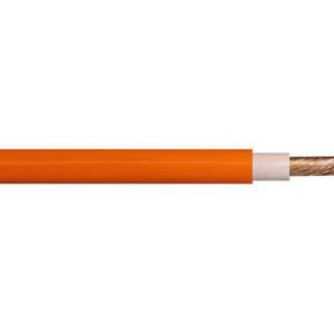 Cable 16mm BFX Rubber/Weld 110C 0.6/1kV Orange